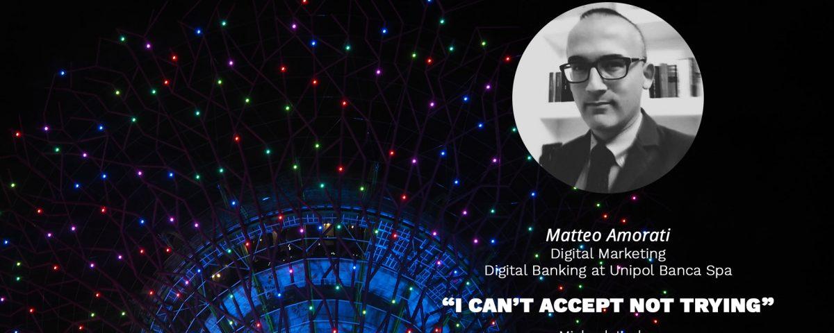 Matteo Amorati Unipol Banca- Intervista Meet The Marketers