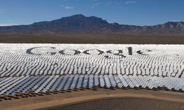 Google green pannelli solari