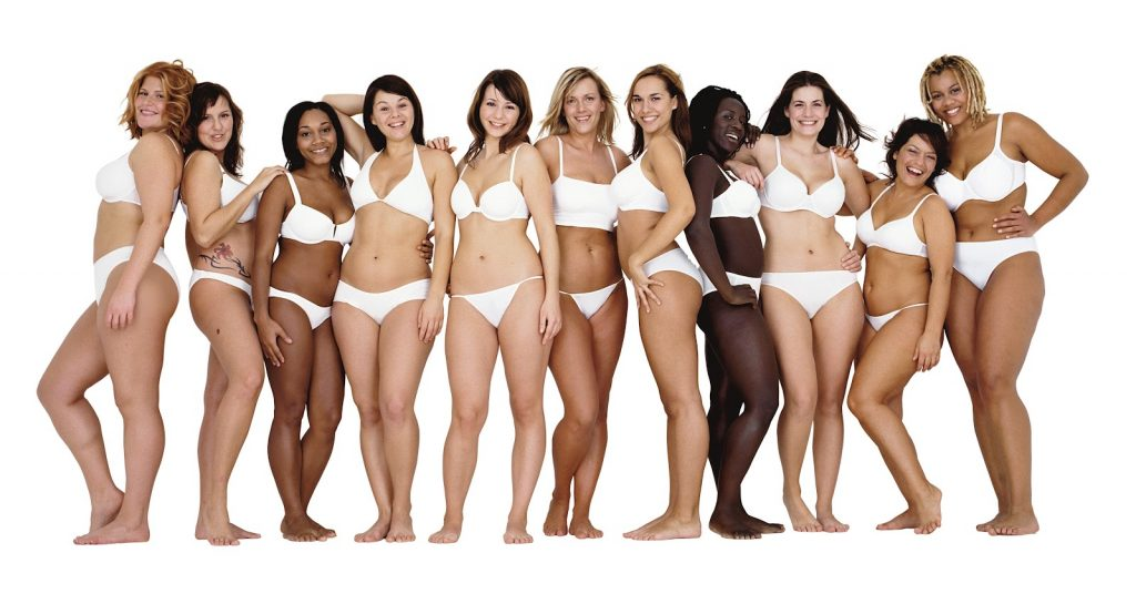 Dove - real beauty campaign